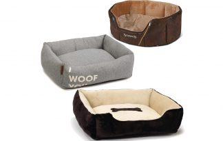 Textielen hondenmanden
