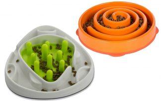 Anti-schrok & puzzel voederbakken