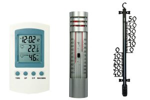 Thermometers voor tuin