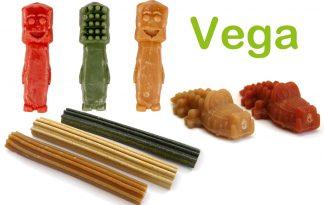 Vegetarische hondensnacks