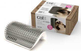 CatIt Senses 2.0 Self Groomer muurborstel