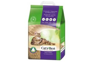 Cat's Best Smart Pellets kattenbakvulling