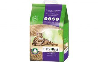 Cat's Best Smart Pellets kattenbakvulling