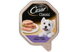 Cesar Classic met lam en kalkoen