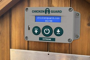 ChickenGuard Extreme deuropener complete kit