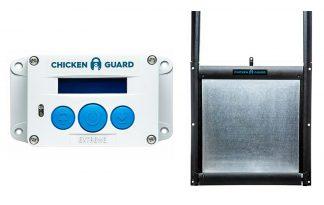 ChickenGuard Extreme deuropener complete kit
