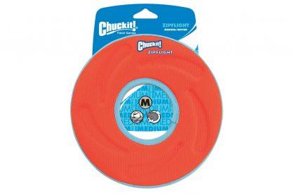 ChuckIt Zipflight frisbee - Medium Oranje
