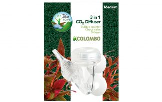 Colombo 3-in-1 CO2 Diffusor