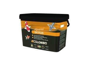 Colombo GH plus verhoogt de hardheid in uw vijver en voegt mineralen toe die uw planten en vissen gezond houden.