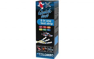 De Colombo QuickTest Vijver 6-in-1 verpakking