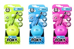 De Coockoo Foxy Magic Ball