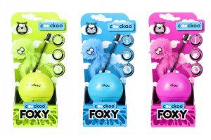 De Coockoo Foxy Magic Ball