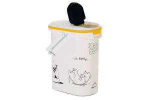 Curver Voedselcontainer hond Dinner editie - 10 liter