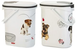 Curver Voedselcontainer hond Sketch editie - 10 liter