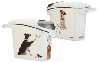 Curver Voedselcontainer hond Sketch editie - 15 liter