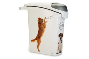 Curver Voedselcontainer hond Sketch editie - 23 liter