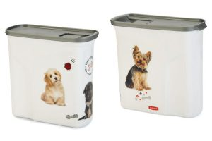 Curver Voedselcontainer hond Sketch editie - 2 liter