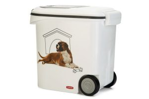 Curver Voedselcontainer hond Sketch editie - 35 liter