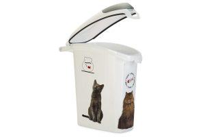 Curver Voedselcontainer kat Sketch editie - 23 liter