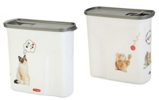 Curver Voedselcontainer kat Sketch editie - 2 liter
