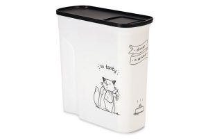 Curver Voedselcontainer kat Dinner is Served editie - 6 liter