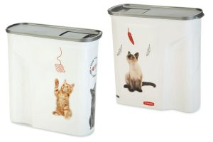 Curver Voedselcontainer kat Sketch editie - 6 liter