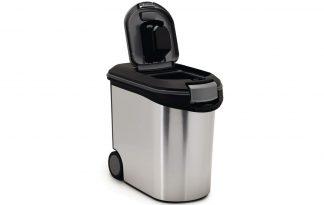 Curver Voedselcontainer Metallic - 35 liter