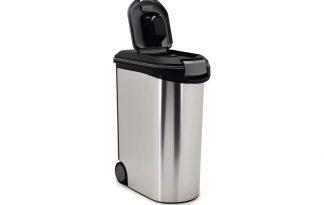 Curver Voedselcontainer Metallic - 54 liter