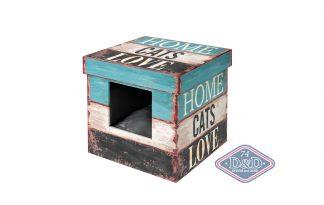 D&D Cat Box Love
