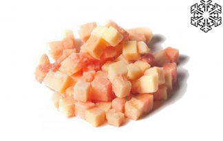 Diepvries papaya