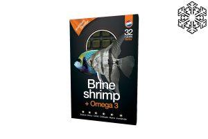 Diepvriesvoeding artemia & Omega3