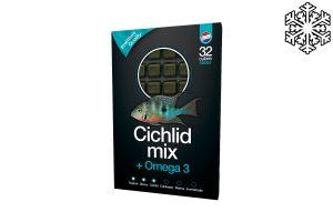 Diepvriesvoeding cichliden & Omega3