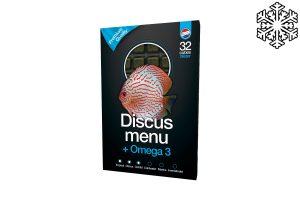 Diepvriesvoeding discus menu & Omega3