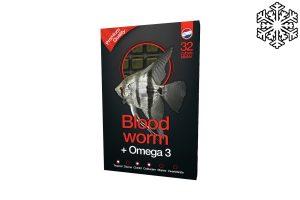 Diepvriesvoeding rode muggenlarve & Omega3