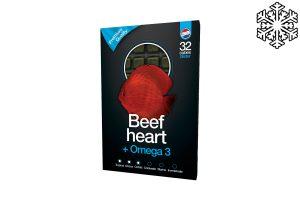 Diepvriesvoeding runderhart & Omega3