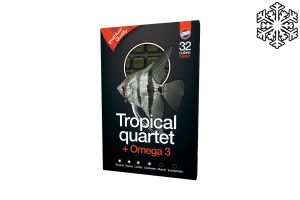 Diepvriesvoeding tropisch menu & Omega3