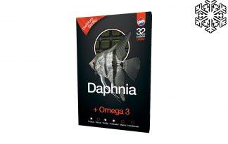Diepvriesvoeding watervlooi & Omega3