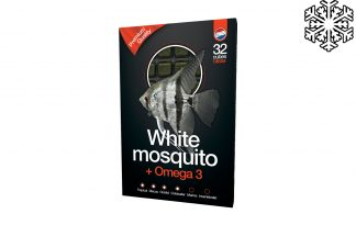 Diepvriesvoeding witte muggenlarve & Omega3