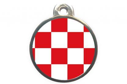 Dierenpenning Brabantse vlag