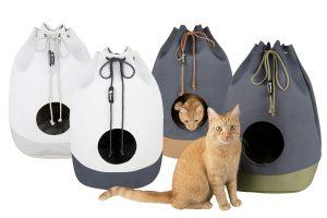 Huisjes voor katten