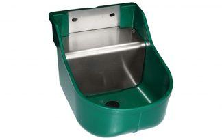 All Animals drinkbak met vlotter 6 liter is een dikwandige, professionele en flexibele drinkbak met vlotter.