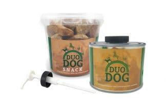 Frama Duo Dog paardenvet producten actiepakket