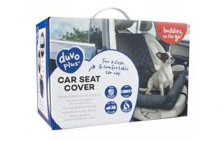 De beschermdeken autostoel zorgt ervoor dat uw hond comfortabel mee op pad kan. De beschermhoes is gemaakt van scheurvast materiaal en beschermd uw autostoelen tegen haar, vuil en beschadigingen.
