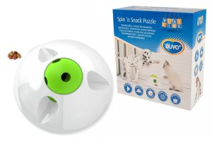 Duvo Playtime Spin 'n Snack puzzle