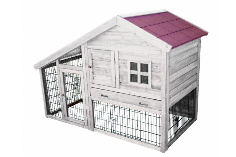 Duvo Dierenverblijf met ren Tridolf Cottage