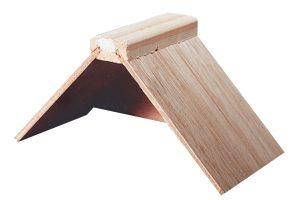 Duvo duiven rustplankje hout