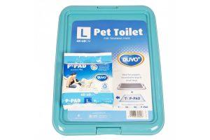 Duvo P-Pad Pet Toilet L