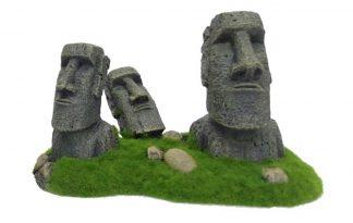 EBI Aqua Della Moai Easter Island beelden