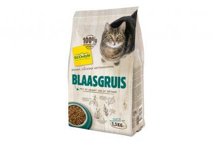 ECOstyle BLAASGRUIS dieetvoeding kat
