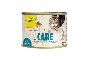 ECOstyle CARE kattenvoeding blik